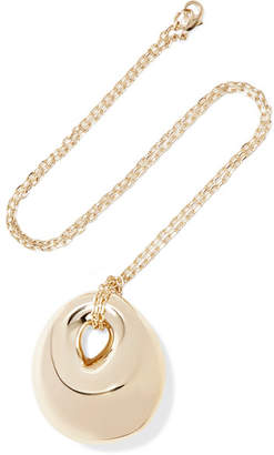 J.W.Anderson Gold-tone Necklace