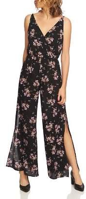 1 STATE 1.STATE Wildflower Slit-Leg Jumpsuit