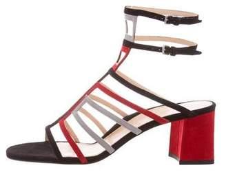 Marion Parke Bridget Caged Sandals w/ Tags