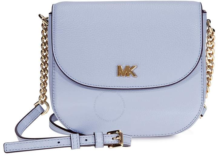 Michael Kors Mott Crossbody Bag- Pale Blue - ONE COLOR - STYLE