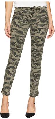 Blank NYC Camouflage Utility Pants in Squadron Women's Casual Pants