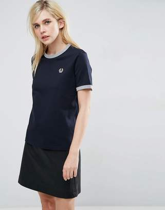 Fred Perry Ringer T- Shirt $60 thestylecure.com