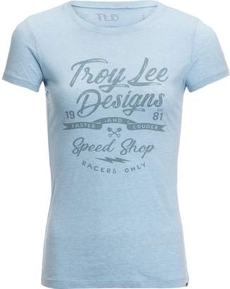 Lee Troy Designs Widow Maker T-Shirt - Women's