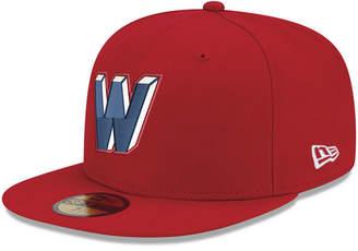 New Era Washington Nationals Retro Stock 59FIFTY Fitted Cap