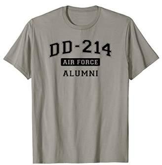 DD-214 USAF Alumni T-Shirt