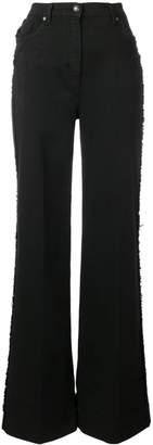 Etro high waist distressed jeans