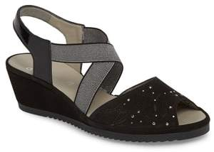 ara Celia Wedge Sandal