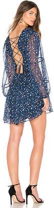 Karina Grimaldi Olga Mini Dress