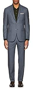 Canali Men's Capri Wool Two-Button Suit - Gray
