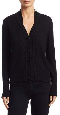 Burberry Limefields Abstract Cardigan