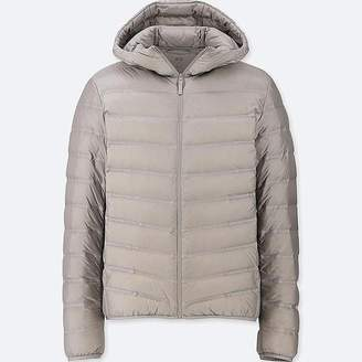 Uniqlo Men's Ultra Light Down Puffer Seamless Parka