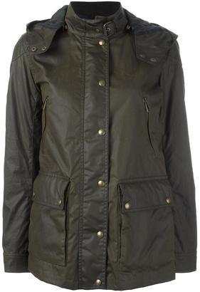 Belstaff cargo jacket $616.14 thestylecure.com