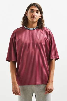 Urban Outfitters Vertical Striped Jersey Tee