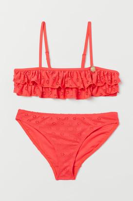 H&M Frilled bikini