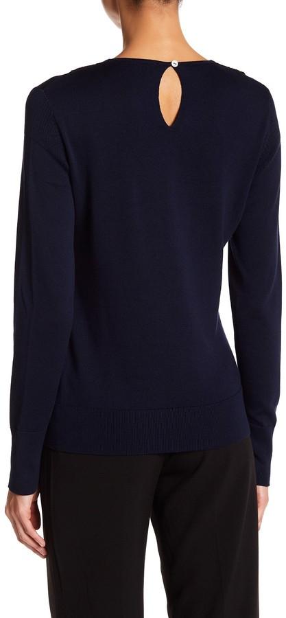 Kobi Halperin Madeline Crew Neck Pullover Sweater 3
