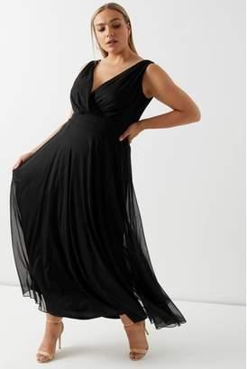 Next Womens Scarlett & Jo Chiffon Maxi Dress