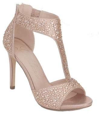 Ralph Lauren Lorraine Ina Crystal Embellished Sandal (Women)