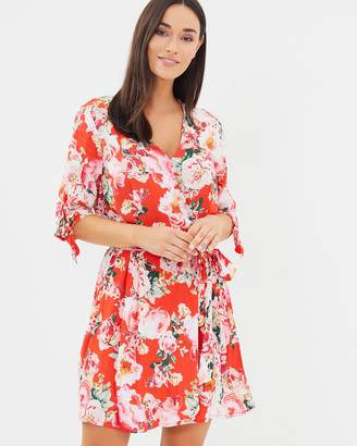 DECJUBA Isla Wrap Dress