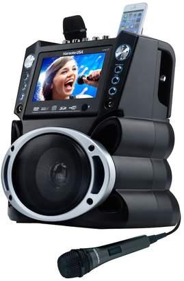 """DAY Birger et Mikkelsen Karaoke Usa Karaoke USA Karaoke System with DVD, CD MP3-G & 7"""" Color Screen"""