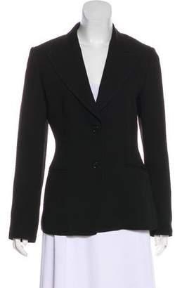 Ter Et Bantine Notch-Lapel Button-Up Blazer