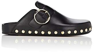 Isabel Marant Women's Mirvin Leather Clogs