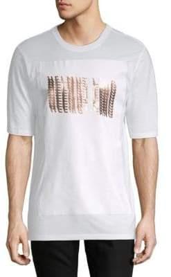 Helmut Lang Glitch Logo T-Shirt