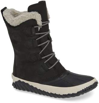 Sorel Out N About Plus Tall Waterproof Boot
