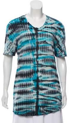 Raquel Allegra Tie Dye Short Sleeve T-Shirt