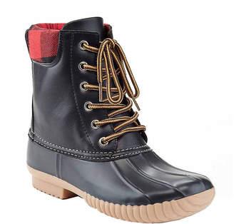 HENRY FERRERA Henry Ferrera Womens Mission 26 Rain Boots Water Resistant Slip-on