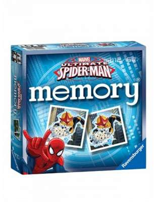 Spiderman Ultimate Mini Memory Game