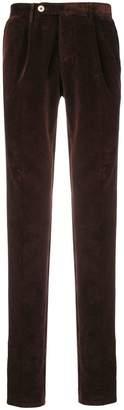 G・T・A Gta straight leg corduroy trousers