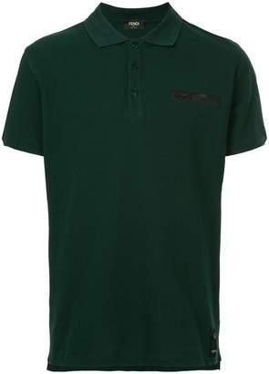 Fendi Bag Bugs polo shirt