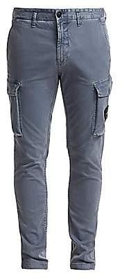 Stone Island Men's Slim-Fit Military Cargo Pants