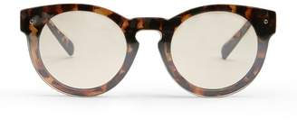 Forever 21 Overlay Round Sunglasses