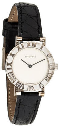 Tiffany & Co. Atlas Watch $545 thestylecure.com