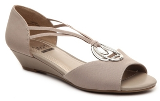 Impo Regis Wedge Sandal $52 thestylecure.com
