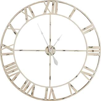 Cooper Classics Oversized 39 Annency Wall Clock