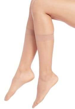 Donna Karan Seamless Knee Highs