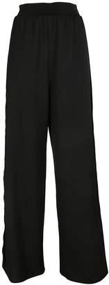 Maison Margiela High-waist Wide Leg Trousers