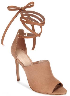 ALDO Women's Zelia Suede Sandals $95 thestylecure.com