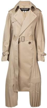 Junya Watanabe gabardine trench coat