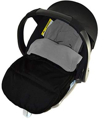 Britax Car Seat Footmuff/Cosy Toes Compatible with Baby Safe New Born Car seat Dolphin Grey