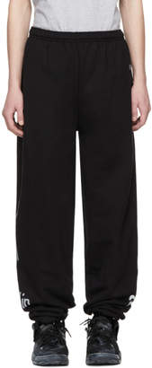 all in Black Signal Lounge Pants