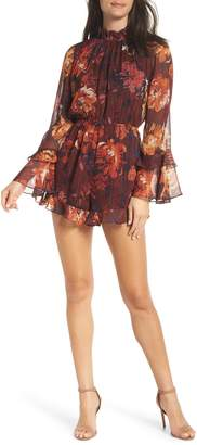 Ali & Jay Getting All Your Love Romper