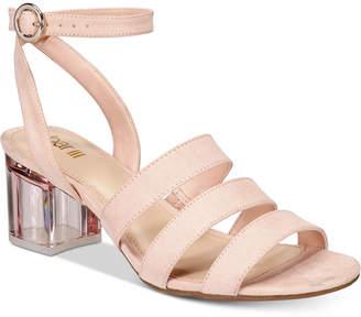 Bar III Rae Strappy Sandals