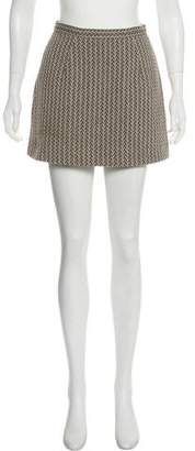 Rachel Comey Knit Mini Skirt