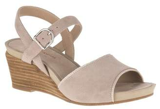 Hush Puppies Cassale Strap Wedge