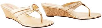 Lilly Pulitzer McKim Wedge Sandal