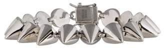 Eddie Borgo Cone Stud Link Bracelet w/ Tags