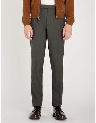 Polo Ralph Lauren Regular-fit wool-twill trousers